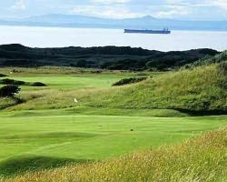 Edinburgh amp East Lothian-Golf outing-Gullane No 2-Green Fee