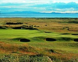 Edinburgh amp East Lothian-Golf tour-Gullane No 2-Green Fee