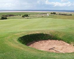 Edinburgh amp East Lothian-Golf excursion-Gullane No 2-Green Fee