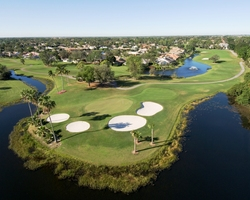 West Palm Beach-Golf holiday-PGA National - Fazio Course-Daily Rate
