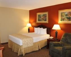 Sandhills- LODGING excursion-Best Western Pinehurst Inn-Standard Hotel Room