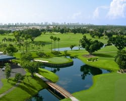 Golf Vacation Package - Fort Lauderdale Winter Golf Package for only $198.00 per day!