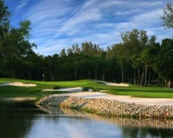 Tampa St Petersburg-Golf outing-Longboat Key Club Resort - Harbourside Course-Daily Rate