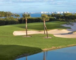 Tampa St Petersburg-Golf vacation-Longboat Key Club Resort - Harbourside Course-Daily Rate