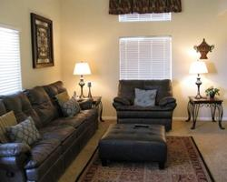 Mesquite-Lodging expedition-Hawk Ridge Condominiums-2 Bedroom 2 Kings Sleeper Sofa