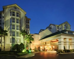 Orlando-Lodging trek-Homewood Suites - International Drive