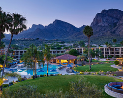 Tucson- LODGING holiday-Hilton Tucson El Conquistador Golf Tennis Resort