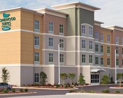 Robert Trent Jones Trail-Lodging travel-Homewood Suites-1 Bedroom Suite - Double