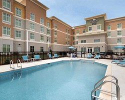 Robert Trent Jones Trail-Lodging expedition-Homewood Suites-1 Bedroom Suite - Double