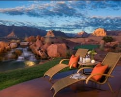 Mesquite-Lodging trek-The Inn at Entrada Utah -1 Bedroom Suite
