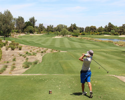 Palm Springs- GOLF travel-Indian Wells Golf Resort - Players Course-Daily Rate