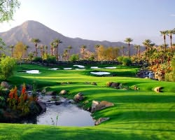 Palm Springs- GOLF travel-Indian Wells Golf Resort - Celebrity Course-Daily Round