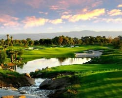 Palm Springs- GOLF vacation-Indian Wells Golf Resort - Celebrity Course-Daily Round