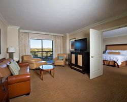 Phoenix Scottsdale-Lodging expedition-JW Marriott Desert Ridge Resort Spa-Junior Suite