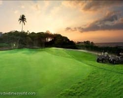 Maui-Golf vacation-Kaanapali Kai South -Green Fee incl Cart
