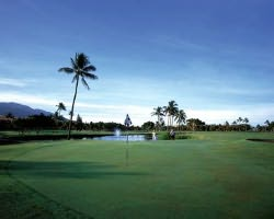 Maui-Golf trek-Kaanapali Kai South -Green Fee incl Cart
