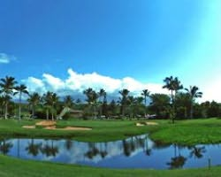 Maui-Golf tour-Kaanapali Kai South -Green Fee incl Cart