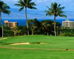 Maui-Golf weekend-Kaanapali Kai South -Green Fee incl Cart