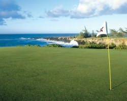 Golf Vacation Package - Kapalua - Bay