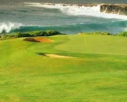 Maui- GOLF travel-Kapalua - Bay-Green Fee incl Cart Mid Morning 11 03am-12 51pm