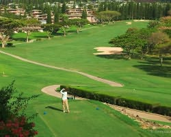 Maui- GOLF holiday-Kapalua - Bay-Green Fee incl Cart Mid Morning 11 03am-12 51pm
