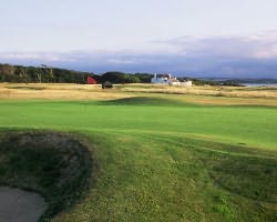 Edinburgh amp East Lothian-Golf trek-Kilspindie-Green Fee