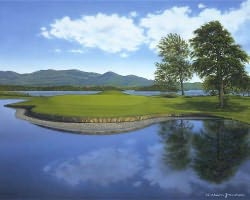 South West-Golf holiday-Killarney G C - Killeen