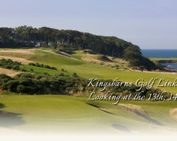 St Andrews amp Fife-Golf trip-Kingsbarns-2nd Round