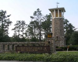 Jacksonville St Augustine-Golf trip-King Bear at World Golf Village-Daily Rate