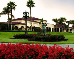 Orlando-Golf trek-Mission Inn - Las Colinas-Daily Round