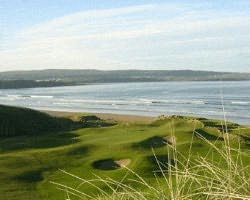 South West-Golf weekend-Lahinch Golf Club-2nd Round Played same day