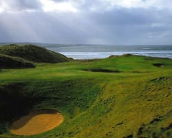 South West- Golf trek-Lahinch Golf Club-Green Fee Old Course