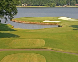 Sandhills- GOLF tour-Carolina Trace Country Club - Lake Course