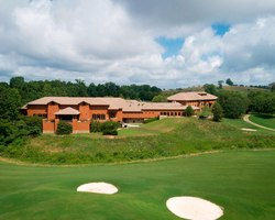 Robert Trent Jones Trail- LODGING trip-Marriott Hotel Capitol Hill-Standard Room