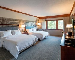 Robert Trent Jones Trail- LODGING vacation-Marriott Hotel Capitol Hill-Standard Room