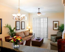Tampa St Petersburg- LODGING trek-Emerald Greens Condo Resort at Carrollwood Country Club-2 Bedroom Villa
