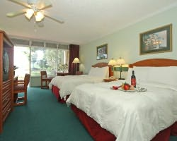 Fort Lauderdale-Lodging weekend-Grand Palms Hotel And Country Club-Standard Double
