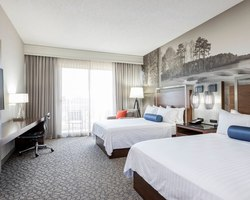 Robert Trent Jones Trail- LODGING excursion-Marriott Hotel at Grand National-Standard Room