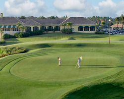 "Golf Vacation Package - Daytona ""Fun Coast"" Winter Special & 3 Rounds for $215 per day!"
