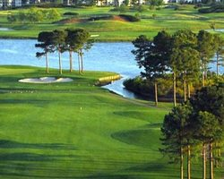 Myrtle Beach-Golf holiday-Man O War Golf Course