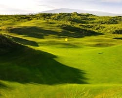 Ayrshire amp West-Golf excursion-Machrihanish Dunes