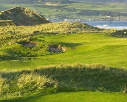 Ayrshire amp West-Golf weekend-Machrihanish Dunes