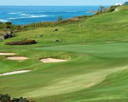 Bermuda Islands-Golf outing-Mid Ocean Club