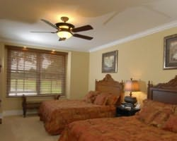 Sandhills- LODGING tour-Midsouth Lodge-2 Bedroom