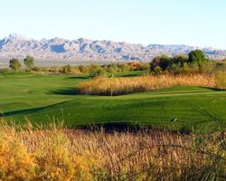 Laughlin- GOLF travel-Mojave Resort Golf Club