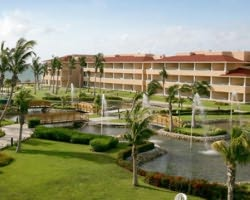 Cancun Cozumel Riviera Maya- LODGING tour-Moon Palace Resort-Junior Suite Golf Course View - Double Occupancy