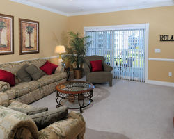 Myrtle Beach-Lodging trek-Myrtlewood Golf Resort Villa-3 Bedroom