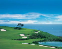 Pelican Hill - Newport Beach-Golf vacation- Ocean North Club-Daily Rate including Forecaddy