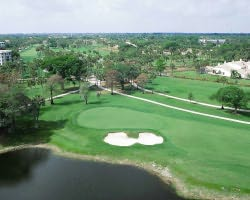 Golf Vacation Package - Palm Aire Country Club - Mighty Oaks Course