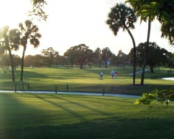 Fort Lauderdale-Golf weekend-Palm Aire Country Club - Mighty Oaks Course-Daily Round